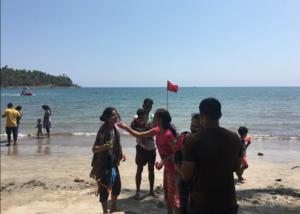 インド アンダマン諸島 ホーリー