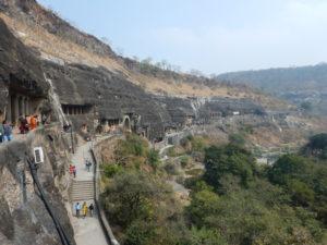 インド 世界遺産 アジャンタ