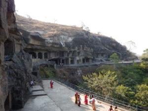 インド 世界遺産 エローラ