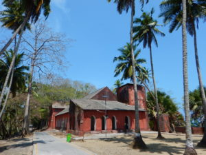 アンダマン ロス島