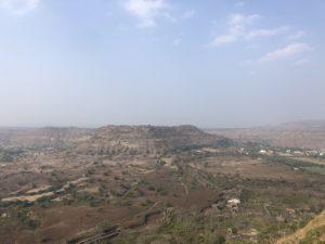 インド ダウラターバード