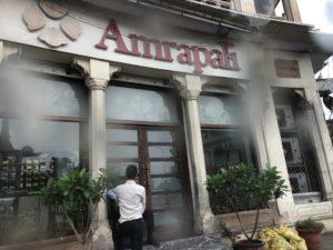 インド ジャイプール 宝石店