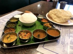 デリー 南インド料理