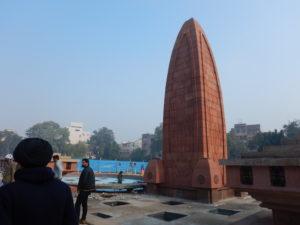 インド アムリトサル ジャリアンワーラー公園