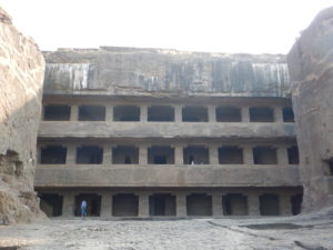 インド エローラ 世界遺産