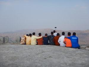 インド 自撮り