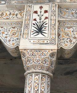 アグラ アグラ城 大理石