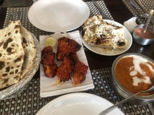 インド アグラ レストラン