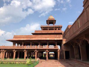 インド アグラ ファテープルシークリー