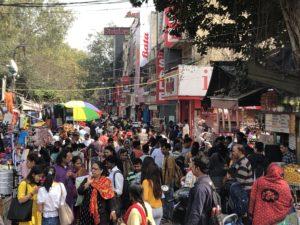 インド マーケット サロジニナガル