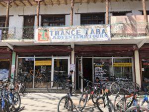 インド レー レンタサイクル