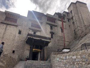 インド レー レー王宮