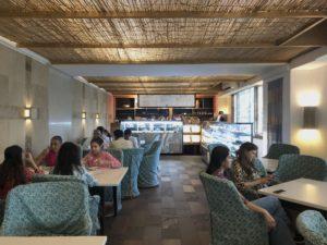 インド ジャイプール カフェ レストラン